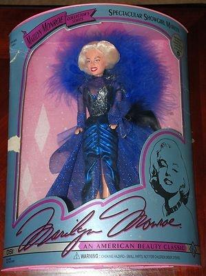 1993 BARBIE -MARILYN MONROE COLLECTORS SERIES-SPECTACULAR SHOWGIRL MARILYN - MIB