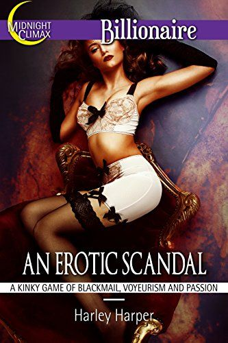 An Erotic Scandal - Harley Harper