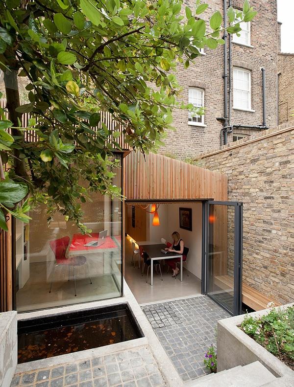 Jewel Box Islington by Fraher Architects, UK