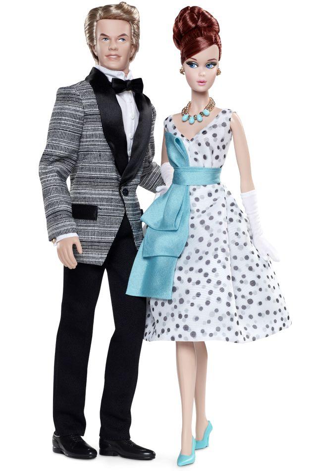 Spring Break 1961 Barbie and Ken Giftset