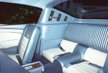 1966 coupe interior kit standard interior turquoise 65 66 mustang fastback mustang