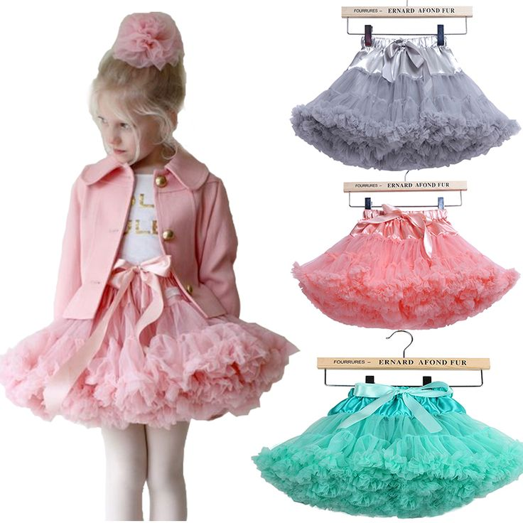 Pettiskirt with Ruffle baby Tutu skirt one piece retail girl skirt ball gown childrens tutu kids Hallowmas ballet skirt