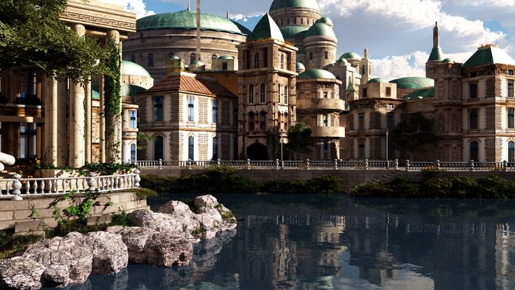 naboo architecture - Google Search