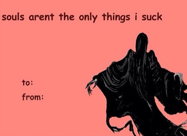Haha Inappropriate But Hilarious 18 Harry Potter Valentineu0027s Day Cards
