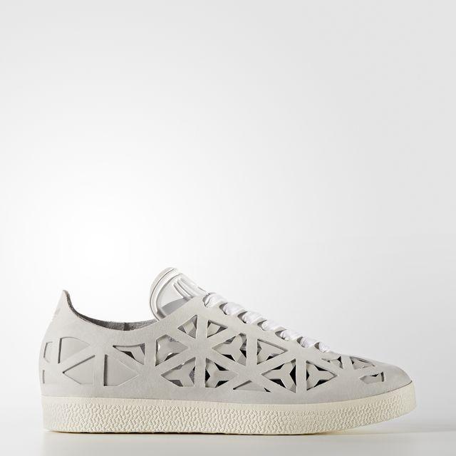 adidas - Women's Gazelle Cutout Shoes