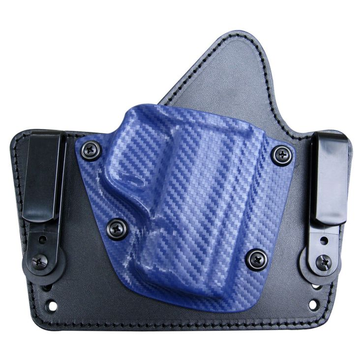 Best Glock 42 Hybrid Holster Ultimate Holsters  Most Comfortable  IWB Ever
