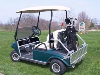 11 best golf cart ideas images on pinterest rear seat golf rear seat with bag rack for club car cub car ds rear seat part sciox Choice Image