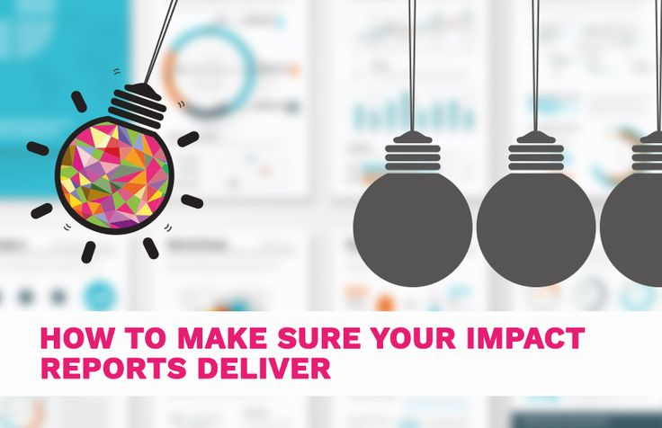 If you're an organisation in the not for profit sector, impact reports can be powerful tools to engage your stakeholders. Here's what to bear in mind and how to make the most of them!