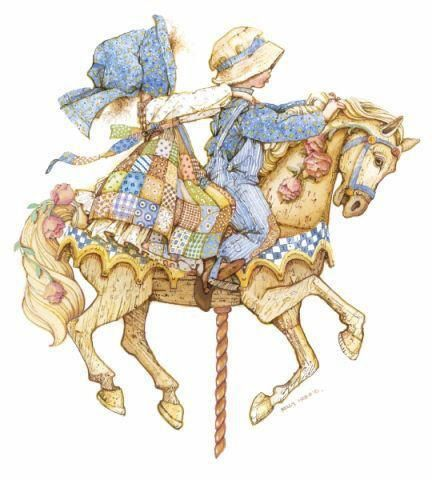 Holly Hobbie Carousel