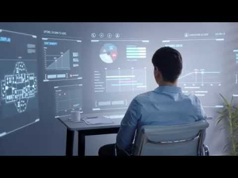 NTT DATA Future Experience Films: Virtual office spaces for convenient and secure communication - YouTube