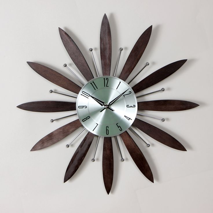 George Nelson Bloom 15.5 in. Wall Clock, $164.98