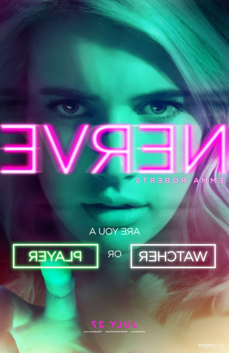 Return to the main poster page for Nerve