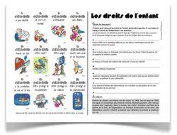 Instruction civique : les droits de l'enfant