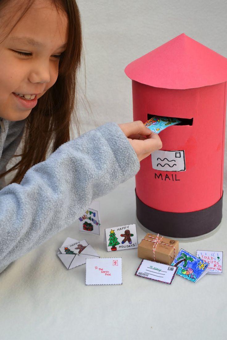 mini mail kit