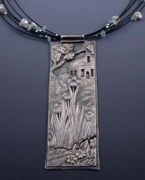 Metal Clay Guru - Get Enlightened about Everything Metal Clay - Holly Gage - Holly Gage Gallery One