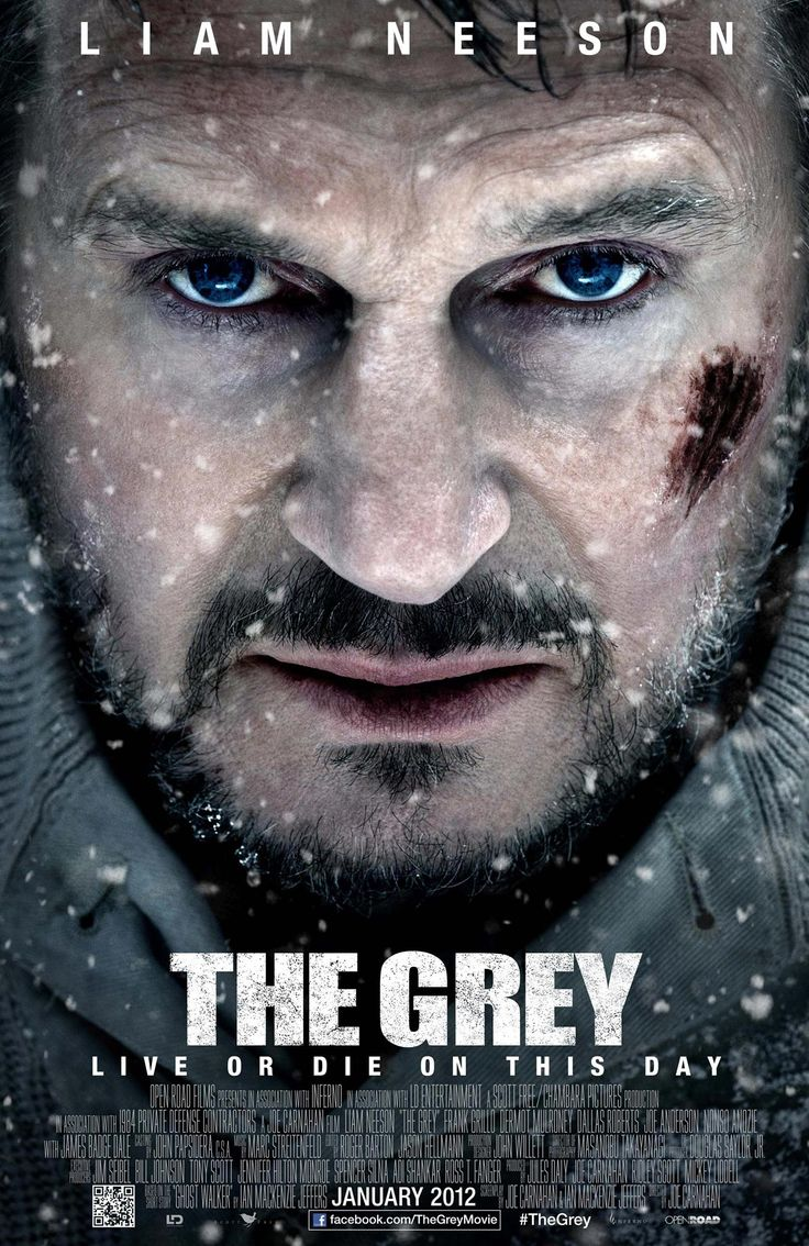 """Atheist Movie: I have not seen it yet. Love Neeson, but I'm strong on """"Save The Wolves."""" He was flown in wolf meat to eat...to get the feel of his part!"""