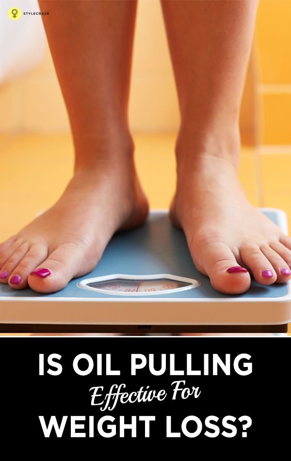 Are you tired of trying different weight loss diet plans but had no success? Why not give oil pulling a try?
