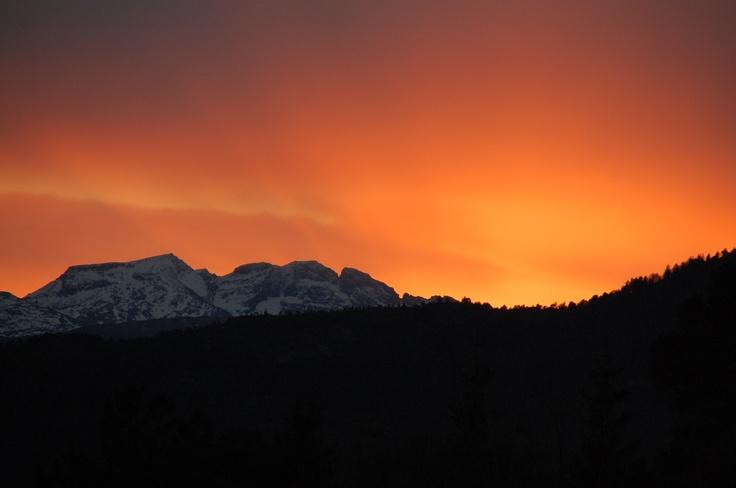 Taken from my porch.  Frei.Møre og Romsdal.Norway