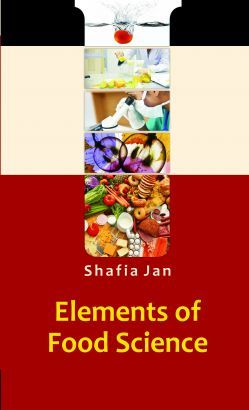 Agriculture Books, Elements of Food Science, Online Bookstore www.nipabooks.com