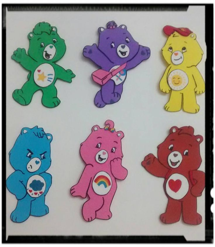 17 bästa idéer om Ositos Cariñositos på Pinterest | Care bears ...
