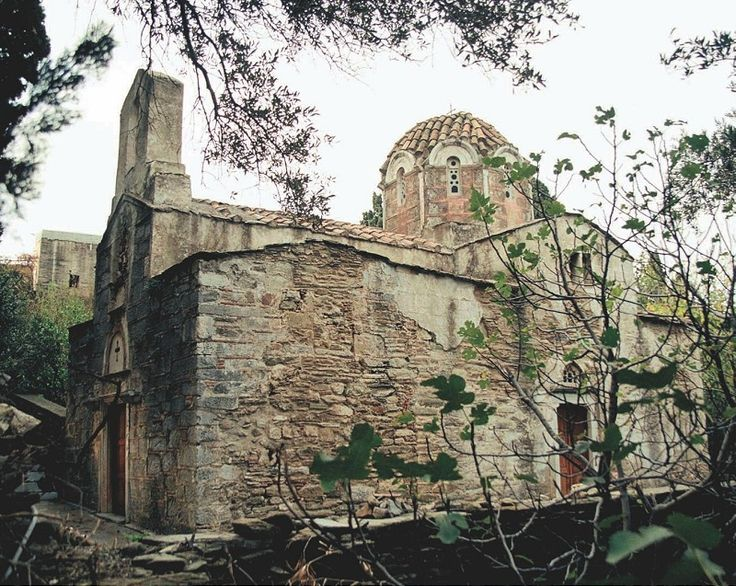 Church of Archangel Michael Andros, Greece