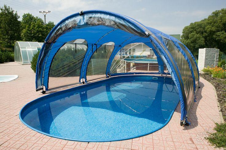 Какой бассейн построить на даче.