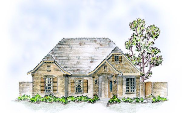 Pemberley 9469 - 3 Bedrooms and 2.5 Baths | The House Designers