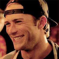 Pin for Later: These Sexy Scott Eastwood GIFs Will Make You Feel Wildly Inappropriate If You're Not at Home (and Alone) When He Was Just a Bro in a Backwards Hat and You Shed a Tear