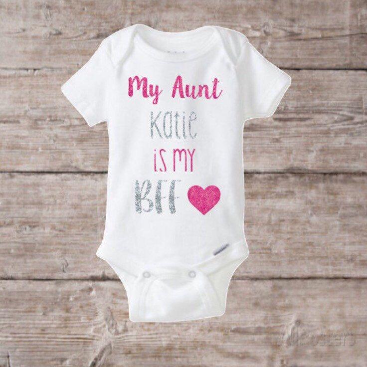 Baby Gift Aunt : Best ideas about my aunt onesie on onesies