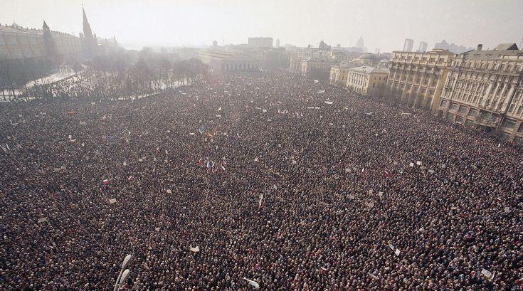 Начались массовые протесты. Российские СМИ трусливо молчат - Делай, что должен, и будь, что будет