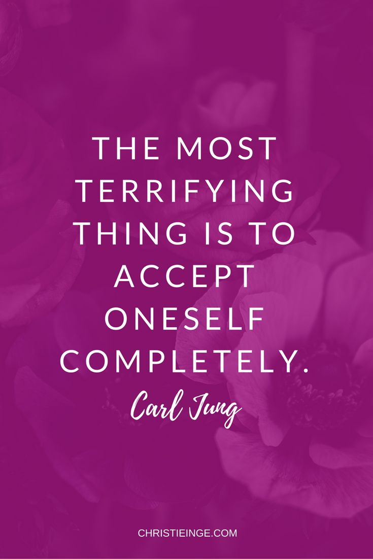 self love quotes | self acceptance | love yourself | be happy with yourself | self confidence | carl jung