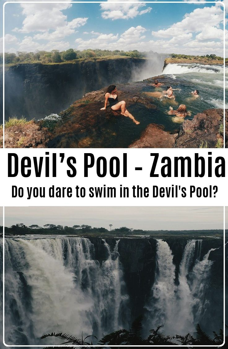 Complete guide to the Devil's Pool – Victoria Falls, Zambia