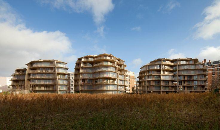 jakob + macfarlane: herold social housing