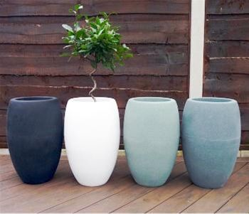 Havana Large Plastic Pots In 3 Sizes   High Order Here