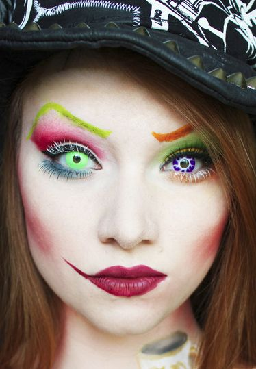 Best 25+ Mad hatter makeup ideas on Pinterest | Mad hatter cosplay ...