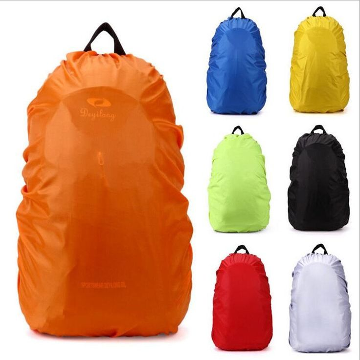 Yosoo 55L Waterproof Dust Rain Cover Backpack Rucksack Pack Bag Rainproof Poncho for Outdoor Travel Hiking Camping * Read review @ http://www.amazon.com/gp/product/B0191J1CMK/?tag=buyoutdoorgadgets.com-20&pza=170716124349