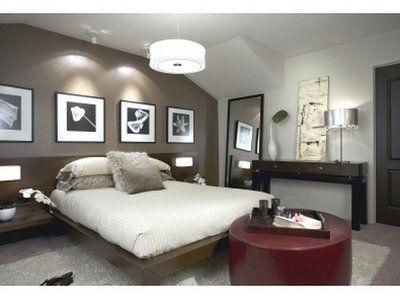 Accent Wall Gray Home Interior Design Ideas Home Interior Design Ideas