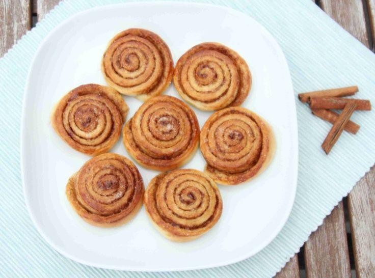 Švédští skořicoví šneci // Ochutnejte svět - blog mezinárodní kuchyně