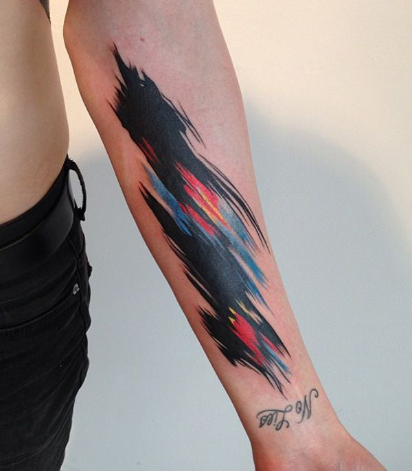 55+ Awesome Forearm Tattoos | Cuded