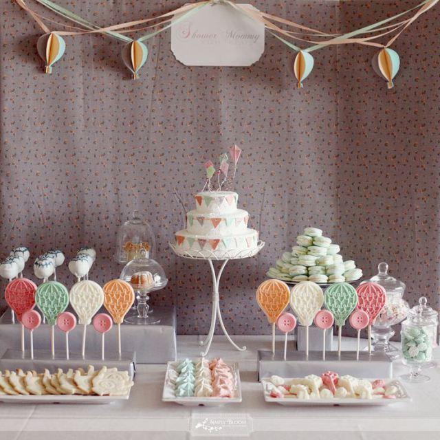 Decoración boda globos aerostatico (9)