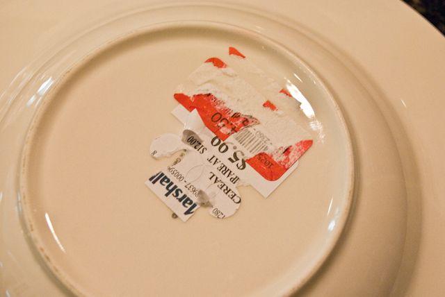 Nooit meer geknoei met plakkerige stickers