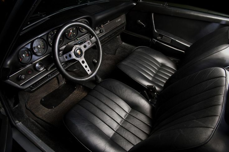 1972 911s interior
