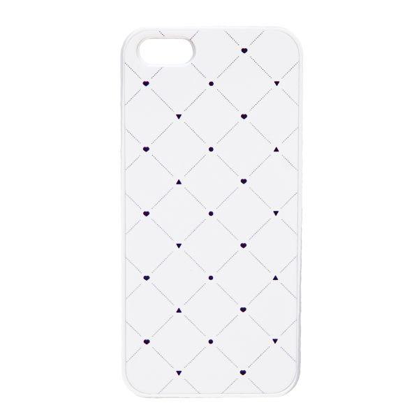Whether in white or deep purple, this collective iPhone case created by Greek fashion designer Haritini Fameli in collaboration with Fashionism, is love at first sight!  Pre-Order Now!