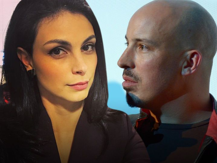 Morena Baccarin's Tired of Ex-Husband Living Off Her 'Deadpool' Money | TMZ.com