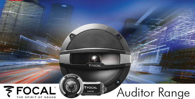 #Focal #Auditor #Car #Speaker #Audio #sound #Music #coaxial #Component #carspeaker