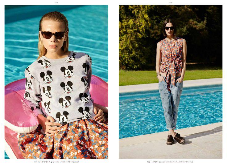 Eleven Paris Spring-Summer 14' Lookbook Sportswear