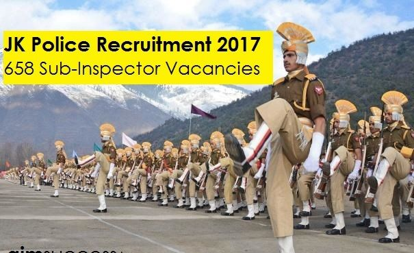 #Jammu #Kashmir J&K Police SI Recruitment 2017: PET, PST schedule date confirmed. Complete details at - http://u4uvoice.com/?p=260474