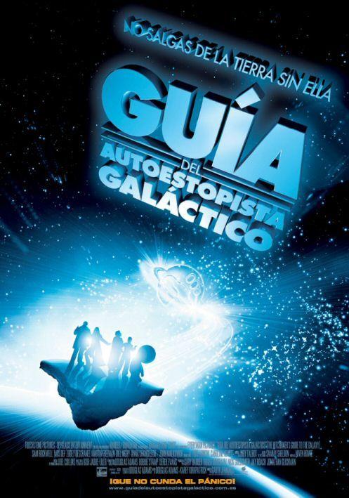 Guía del autoestopista galáctico - Peliculas sin cortes