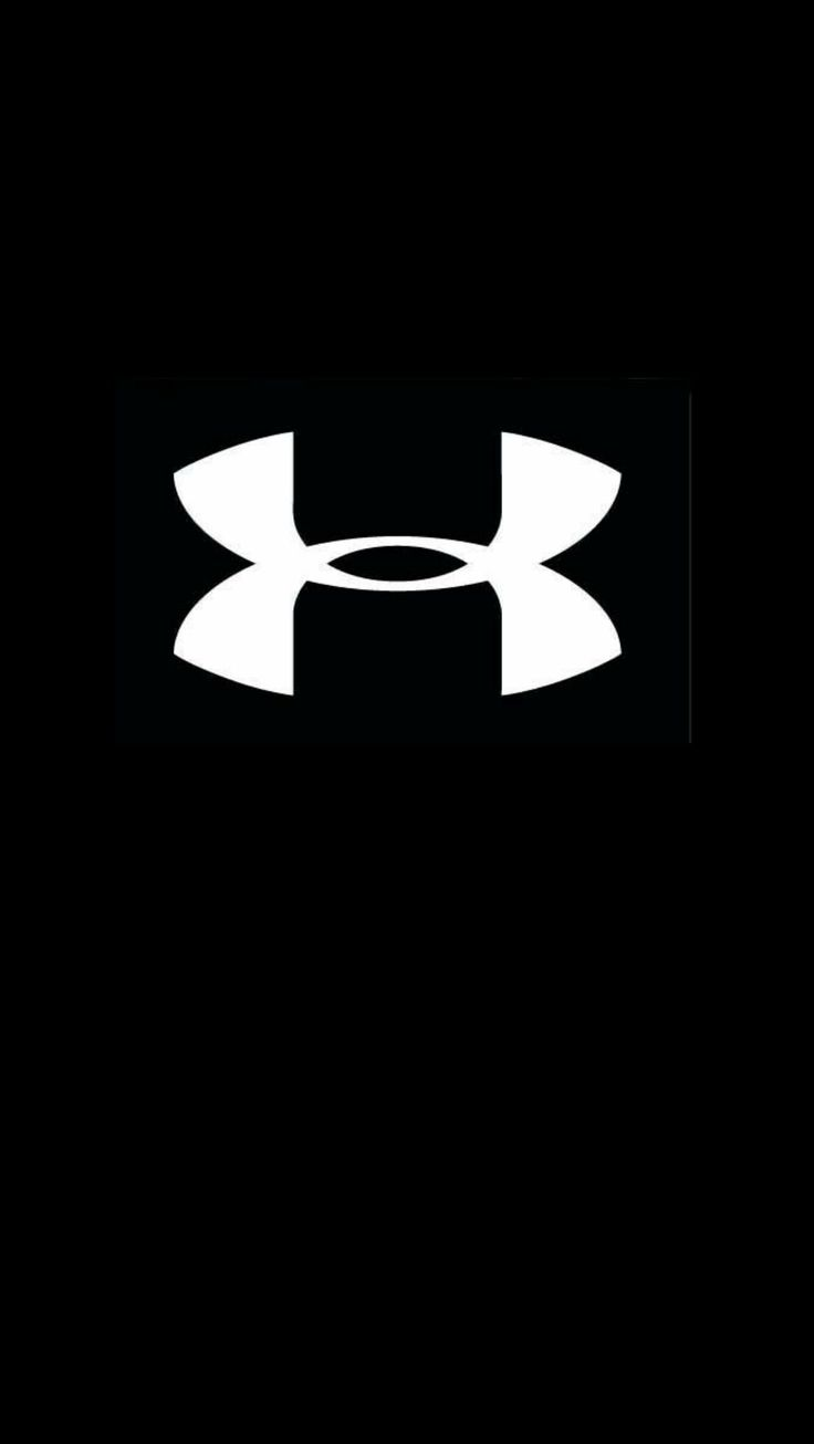 #underarmour #black #wallpaper #iPhone #android | Under Armor in 2019 | Pinterest | Black ...