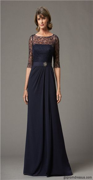 Mother of the Bride Dresses - nice silhouette, different color
